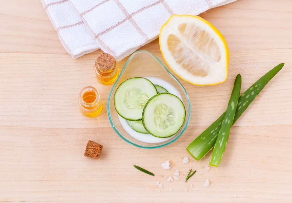 some face pack recipes